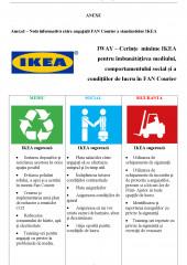 Parghia dintre business si dezvoltarea durabila - IKEA si FAN Courier
