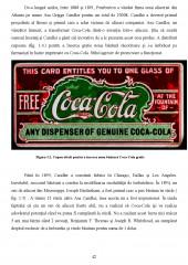 Aspecte ale publicitatii, ale comunicarii si ale promovarii in cadrul companiei Coca-Cola