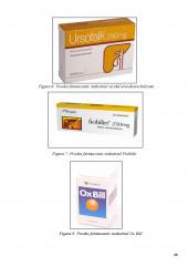 Medicatia hepato-biliara