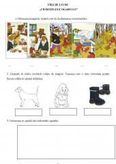 Rolul formativ-educativ al activitatilor de povestire in educarea limbajului