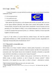 Moneda euro in contextul integrarii monetare europene