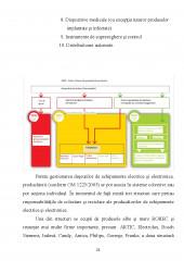 Analiza swot a managementului deseurilor de echipamente electrice si electronice in Craiova