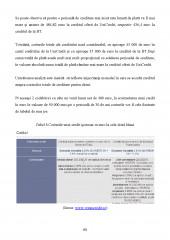 Credite ipotecare (BT vs Unicredit)
