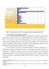 Analiza statutului functionarului public in Romania in baza rapoartelor de activitate ale Agentiei Nationale a Functionarilor Publici 2015-2016