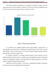 Studiul privind perceptia asocierii de catre producatorii agricoli din localitatea Barabant, judetul Alba