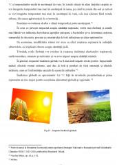 Efectele incalzirii globale asupra securitatii mondiale