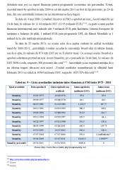 Romania si Fondul Monetar International