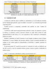 Organizarea si functionarea bancilor comerciale din Romania pe exemplul Bancii Transilvania