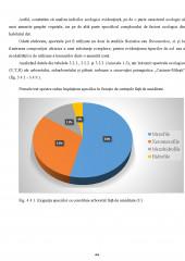 Particularitatile bioecologice ale producatorilor primari din Rezervatia Naturala Cazimir-Milesti