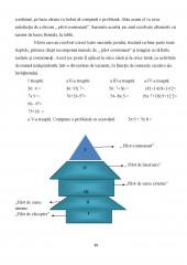 Stimularea potentialului creativ prin joc didactic matematic, la ciclul primar