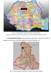 Potentialul turistic si perspective de dezvoltare ale Municipiului Toplita